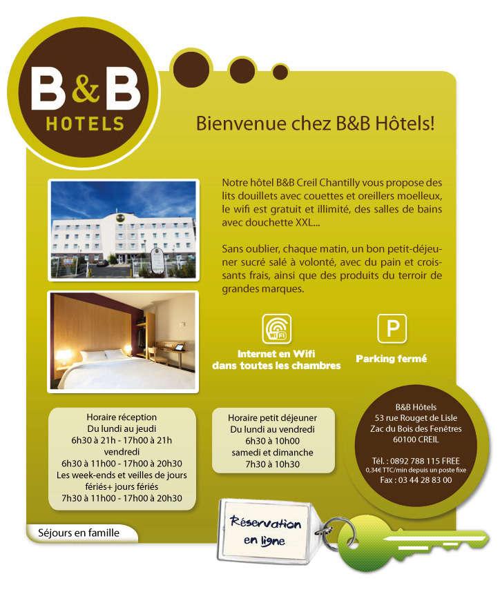 B And B Hotel Saint Maximin