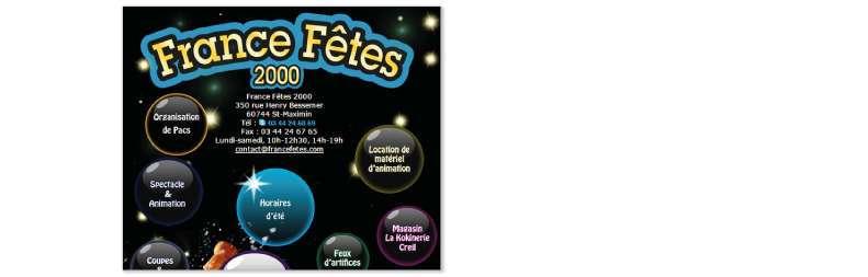 France Fêtes 2000